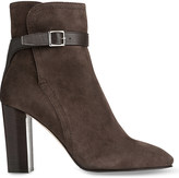 LK Bennett Kiely suede ankle boots