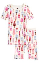 Tea Collection Toddler Girl's Icypole Fitted Two-Piece Pajamas