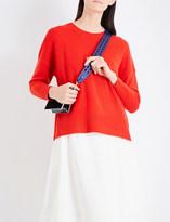 Diane von Furstenberg Oversized cashmere jumper