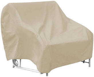 """Protective Covers 54"""" Two-Seat Glider Cover - Tan"""