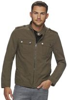 Marc Anthony Men's Slim-Fit Canvas Military Jacket