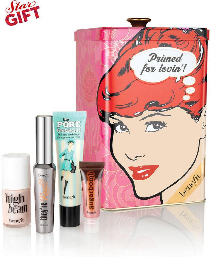 Benefit Primed for lovin'! Makeup Value Set
