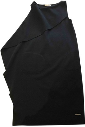 CNC Costume National Black Wool Dress for Women