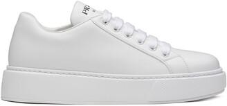 Prada Platform Sole Sneakers