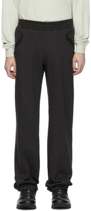 St-Henri Black Ecstasy Lounge Pants