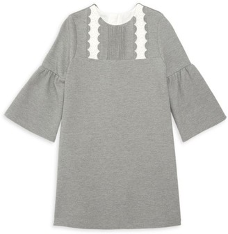 Chloé Little Girl's & Girl's Pintuck Shift Dress