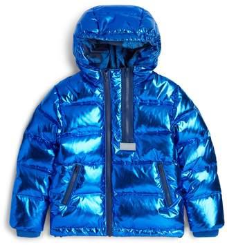 Kenzo Metallic Down Puffer Jacket