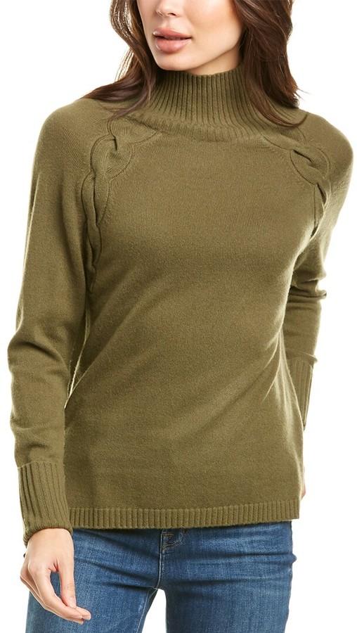 Thumbnail for your product : Kier & J Turtleneck Cashmere Sweater