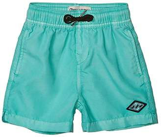 Billabong Kids All Day Layback Swim Shorts (Toddler/Little Kids)