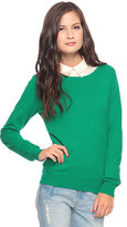 Forever 21 Style deals Classic Knit Sweater Top