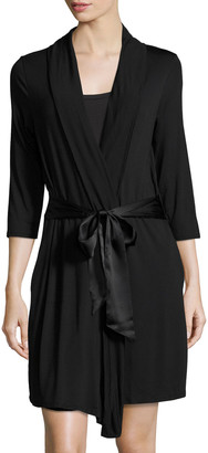 Fleurt Take Me Away Inset-Back Robe