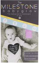 Baby Bundle The Milestone Baby Grow 0-6months