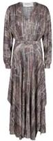 Thumbnail for your product : BA&SH BA & SH - Aop Santana Maxi Dress