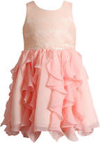 Youngland Young Land SleevelessCorkscrew Dress- Toddler Girls