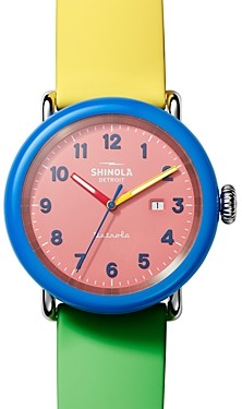Shinola The Gumball Detrola Watch, 43mm