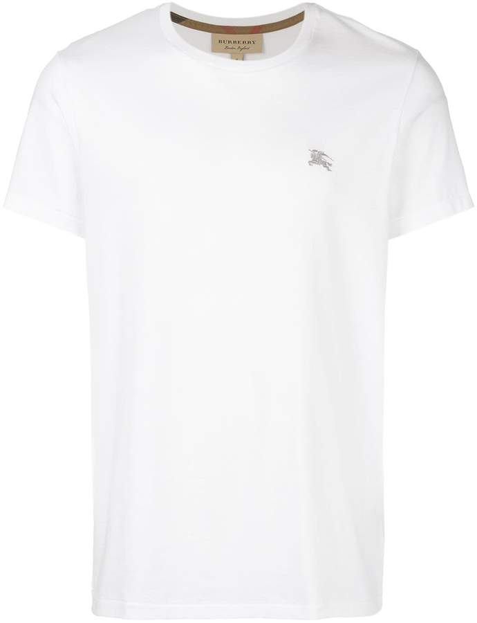 Burberry crew neck T-shirt