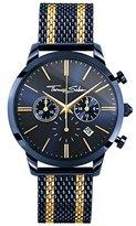 Thomas Sabo Men's Watch WA0290-286-209-42mm