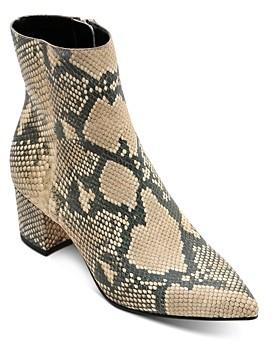 Dolce Vita Women's Bel Block-Heel Ankle Booties