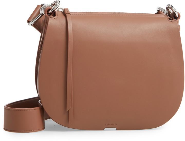 18d1da6890b72 AllSaints Leather Crossbody Handbags - ShopStyle