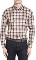 Robert Talbott Men's Anderson Classic Fit Check Sport Shirt