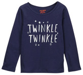 Joe Fresh Graphic Top (Toddler & Little Girls)