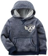Carter's Boys 4-7 French Terry Active Hoodie