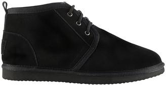 Lugz Men's Casual boots BLACK - Black Sequoia Suede Chukka Boot - Men
