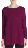 Eileen Fisher Drop Shoulder Tunic