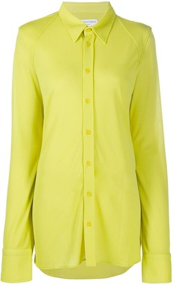 Bottega Veneta Button-Up Long-Sleeved Shirt