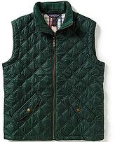 Brooks Brothers Diamond Quilted Vest
