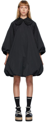 Simone Rocha Black Bell Dress
