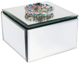 Jay Import Multicolor Brooch Jewelry Box