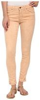Joe's Jeans Dust Dye Markie Skinny Ankle in Red Rock