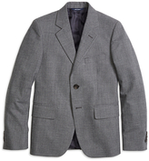 Brooks Brothers Two-Button Houndstooth Suit Jacket