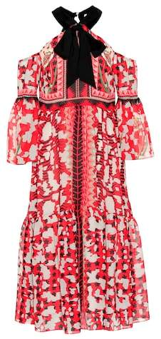 Temperley London Odyssey printed dress