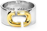 Marc Jacobs Icon Band Ring