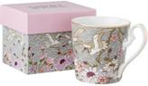 David Jones Oriental Floral Mug