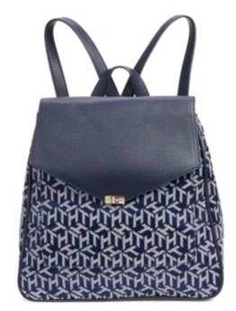 Tommy Hilfiger Jacquard Tessa Backpack