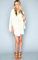 MUMU Texas Kimono ~ Bridesmaid Ivory