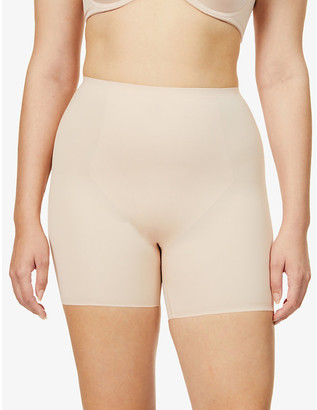 Spanx Thinstincts mid-thigh stretch-jersey shorts