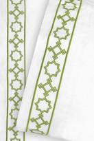 Jonathan Adler Parish Queen Sheet Set - Green