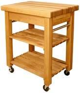 Catskill Craft Mini French Country Kitchen Cart