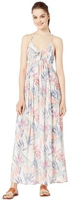 Rip Curl Sea Breeze Maxi Dress (White) Women's Dress