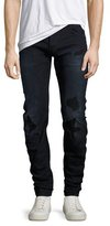 G Star G-Star Arc 3D Distressed Slim Jeans, Black