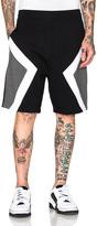 Neil Barrett Modernist Shorts