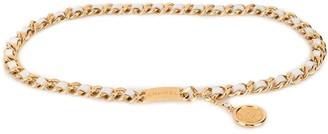1995 CC medallion chain belt