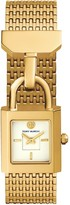 Tory Burch SURREY WATCH, GOLD-TONE STAINLESS STEEL, 22 x 23.5 MM