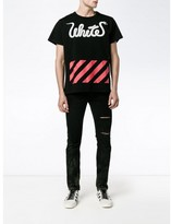 Off-White multi print T-shirt