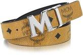 MCM Women's Myb6avc10co001 Pvc Belt
