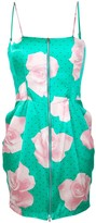 Fleur Du Mal rose print dress